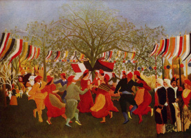 Анри Руссо. Столетие независимости