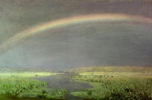 Архип Иванович Куинджи. Радуга