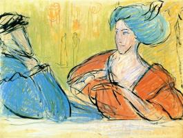Marianna Vladimirovna Verevkina. The conversation
