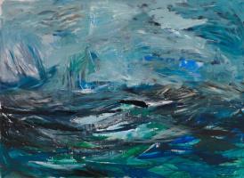 Туве Янссон. Абстрактное море