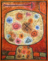 Пауль Клее. Цветы в камне