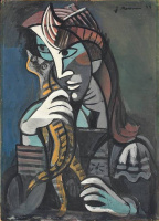 Жанна Маммен. Девочка с котом