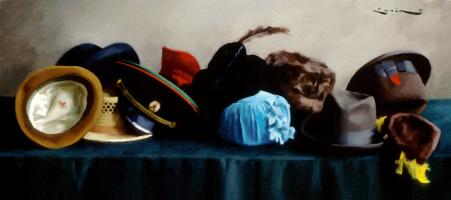 Стивен Дж Левин. Шляпы
