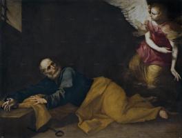 Хосе де Рибера. Освобождение св. Петра