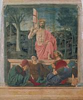 Пьеро делла Франческа. Христос