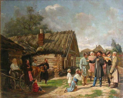 Vasily Vladimirovich Pukirev. The collection of arrears