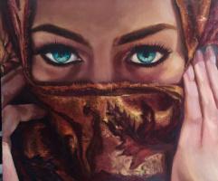 Алина Кузнецова. Глаза