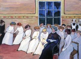 Marianna Vladimirovna Verevkina. Boarding school for girls