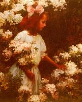 Чарльз Кортни Каран. Прогулка в саду