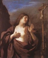 Джованни Франческо Гверчино. Кающася Мария Магдалина