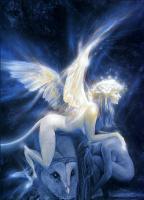 Брайан Фруд. Светящиеся крылья