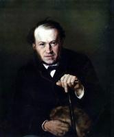 Василий Григорьевич Перов. Портрет В. В. Безсонова