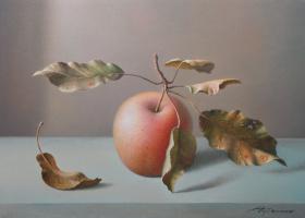 Evgeni (Евгений) Яковлевич Gordiets (Гордиец). The Apple