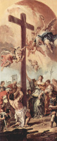 The finding of the true cross by St. Helen, sketch