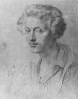 Фридрих Нерли. Автопортрет