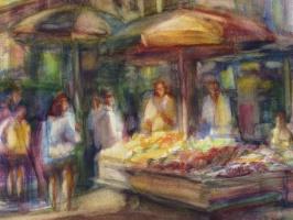 Патти Моллика. Зеленый рынок
