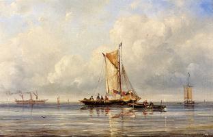 Ари Плейсье. Рыбалка в Кальме