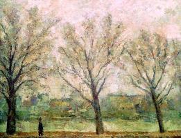 Роберт Рафаилович Фальк. Три дерева