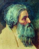 Александр Андреевич Иванов. Голова апостола Андрея. 1840-е
