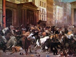 Уильям Холбрук Берд. Быки и медведи на рынке