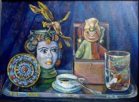 Olga Ogloblina. Italian Souvenirs