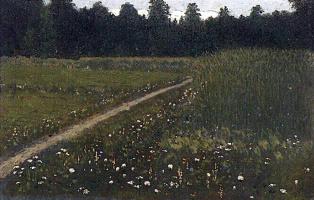 Архип Иванович Куинджи. Лесная поляна