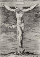 Аннибале Карраччи. Христос на кресте