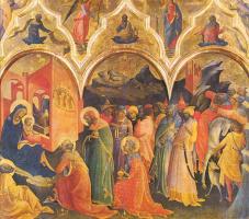 Лоренцо Монако. Поклонение