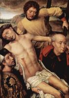 Ганс Мемлинг. Снятие с креста