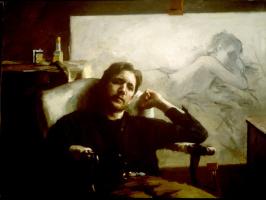 Стивен Дж Левин. Автопортрет