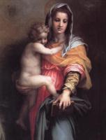 Андреа дель Сарто. Мадонна