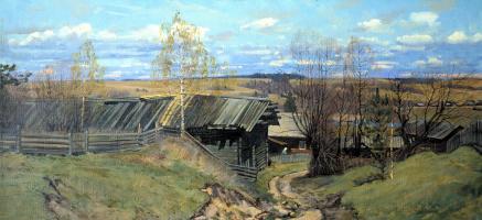 Nikolay Y. Anokhin. Leaving Russia