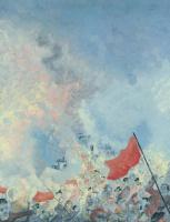 Генрих Эмзен. Демонстрация в Веддинге