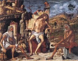 Витторе Карпаччо. Размышление о Страстях Христовых