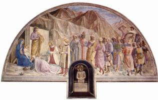 Фра Беато Анджелико. Поклонение волхвов