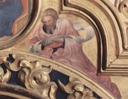 Джентиле да Фабриано. Пророк Исаия