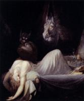 Иоганн Генрих Фюссли. Кошмар