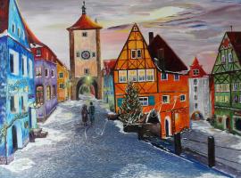 Яна Котт. Rotenburg. Deutschland