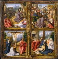 Бернард ван Орлей. Сцены страстей Христовых