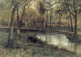 Эриксон Анна Гарделл. В Булонском лесу Парижа