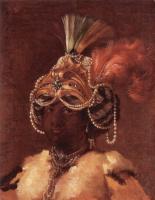 Жозеф-Мари Вьен. Чернокожий султан