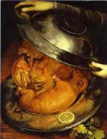 Джузеппе Арчимбольдо. Блюдо