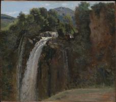 Водопад в Терни