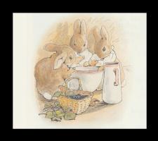 Бенджамин и Кролик Питер Банни. Сказка о кролике Питере 6