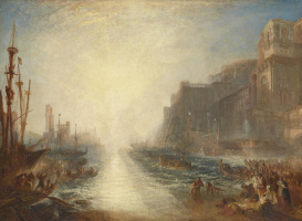Joseph Mallord William Turner. Regul