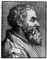Джузеппе Порта Сальвиати. Портрет Франческо Марколини