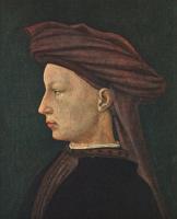 Томмазо Мазаччо. Портрет молодой женщины