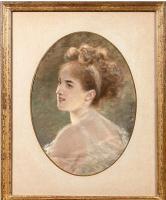 Федор Петрович Чумаков. Предполагаемый портрет принцессы Толстой.