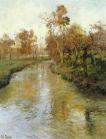 Фриц Таулов. Осень