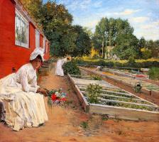William Merritt Chase. Seedlings